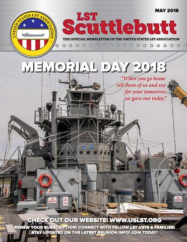Scuttlebutt Issue 15 May2018 COVER